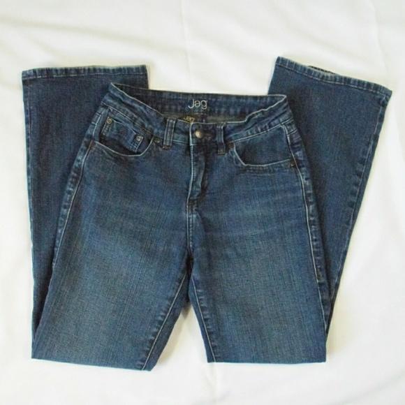 Jag Jeans Denim - LAST CHANCE Jag Stretch Blue Bootcut Jeans 2P